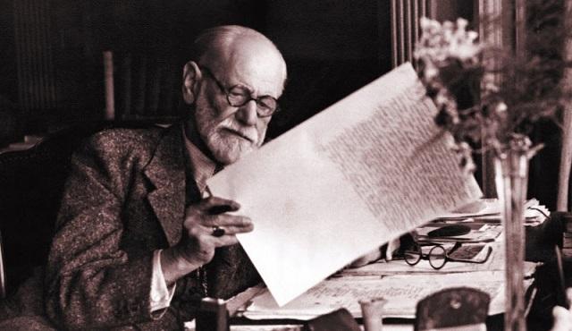 Leil HaSéder shel Sigmund Shelomó Freud