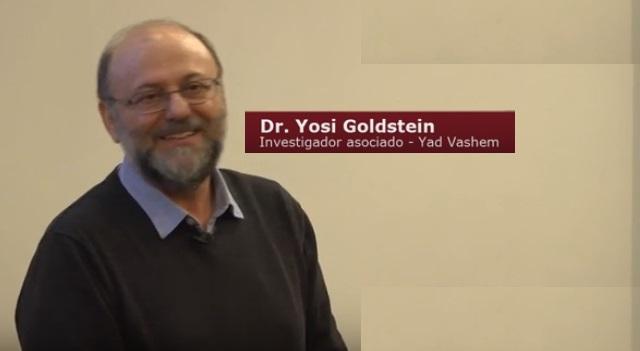 ¿Por qué callaron los sobrevivientes de la Shoá?, con Yosi Goldstein (Universidad ORT, Uruguay, 24/7/2016)