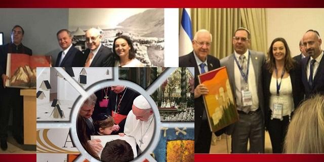 """El libro arte """"Torah Project"""" y la exposición """"Las palabras de la alianza"""": multiculturalidad e interconfesionalidad"""