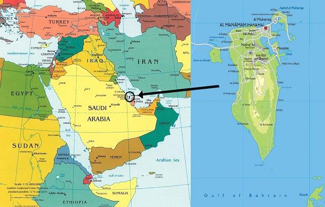 Un ambiente confuso en el Golfo Pérsico