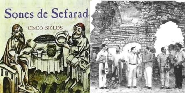 Sones de Sefarad en los instrumentos del Grupo Cinco Siglos