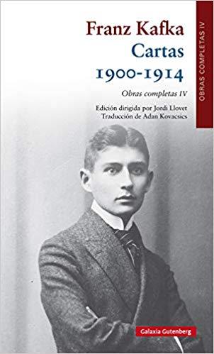 """""""Franz Kafka. Cartas 1900-1914"""", con Arnoldo Liberman"""