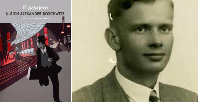 """""""El pasajero"""" de Ulrich Alexander Boschwitz, con José Anibal Campos"""