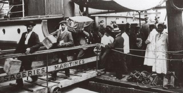 Sefardíes en la América de inicios del siglo XX, en judeoespañol, desde el CIDICSEF de Buenos Aires