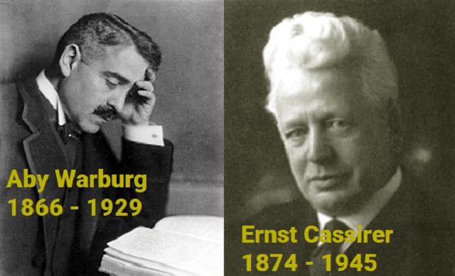 Hamburgo y Jerusalén: Warburg y Cassirer
