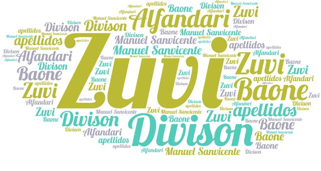 El origen de los apellidos Zuvi, Divison, Alfandari y Baone