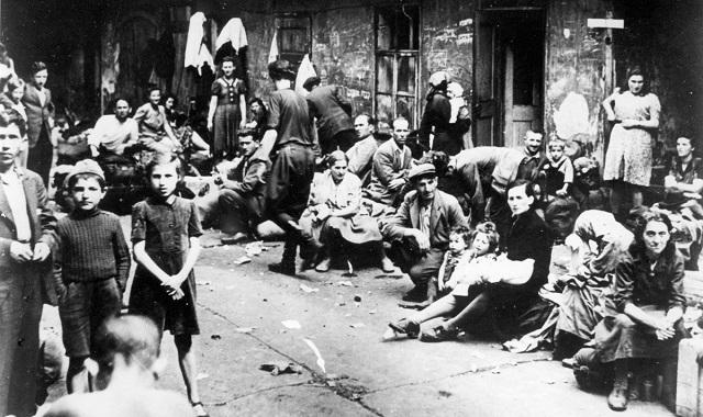 La emigración judeopolaca después de la Segunda Guerra Mundial