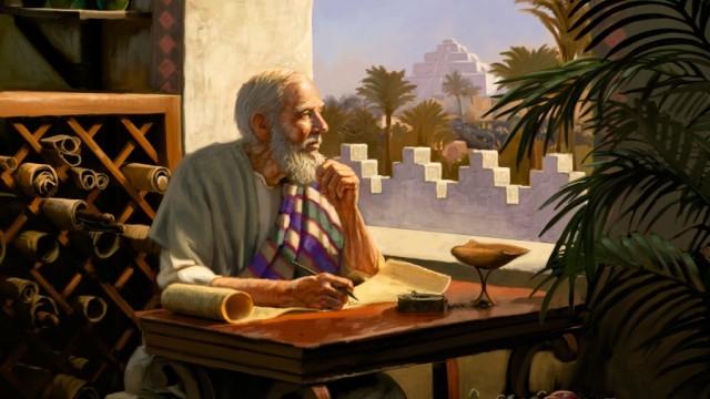 Me llamo como el profeta (X): Daniel