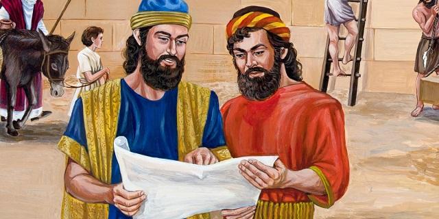 """Nehemías, """"D's es mi consuelo"""""""