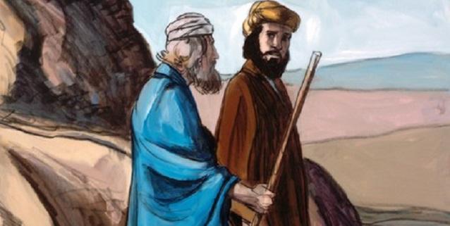 Me llamo como el profeta (XII): Elisha (Eliseo)
