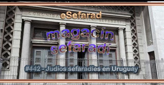 Judíos sefardíes en Uruguay