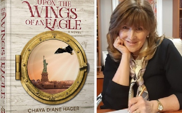 Upon the Wings of an Eagle: A Family Saga by Chaya Diane Hager