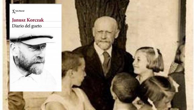 """""""Diario del gueto"""" de Janusz Korczak"""