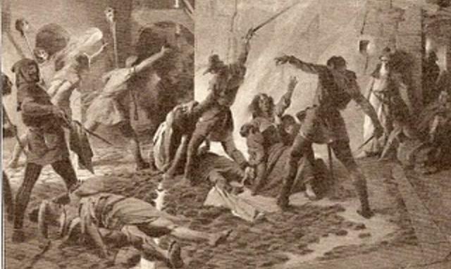 Zaragoza (I): de camino al desastre de 1391