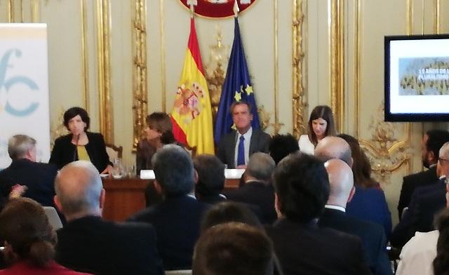 Presentación del 15º Aniversario de la Fundación Pluralismo y Convivencia (Ministerio de Justicia, Madrid, 15/10/2019)