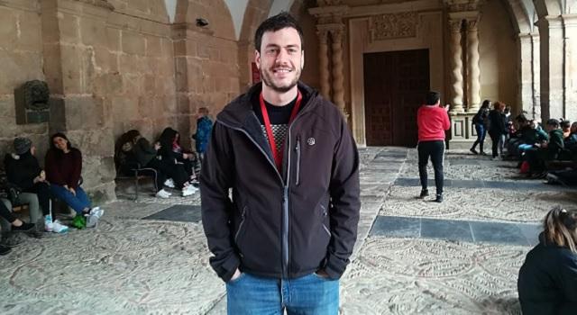 Enseñando cultura sefardí, con Rubén Esteban