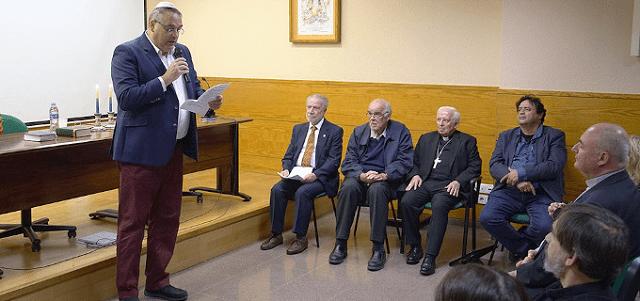 Amistad y búsqueda de la paz interreligosa, con Isaac Sananes