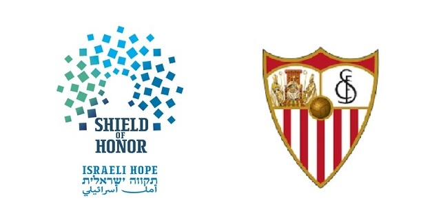 Shield of Honor: Teaching Values through Football. Young Israelis Visit Seville