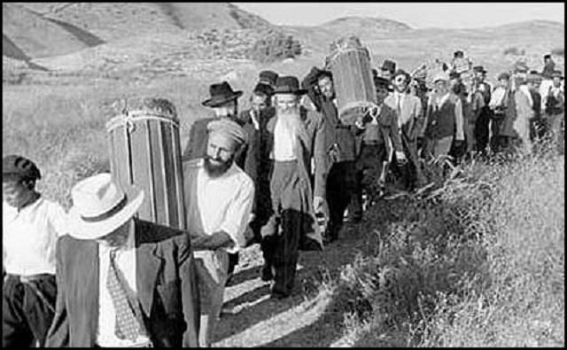 Paralelismos entre refugiados judíos y refugiados árabes