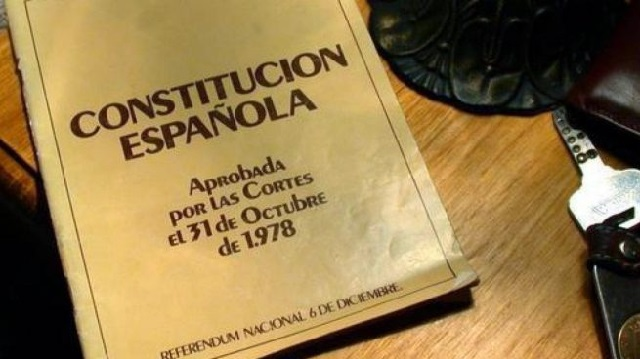 La Constitución y los judíos españoles