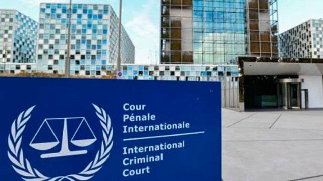 Dirigentes palestinos y la Corte Penal Internacional
