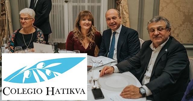 El Colegio Hatikvá de Barcelona se convierte en fundación, con Adriana Benzaquén