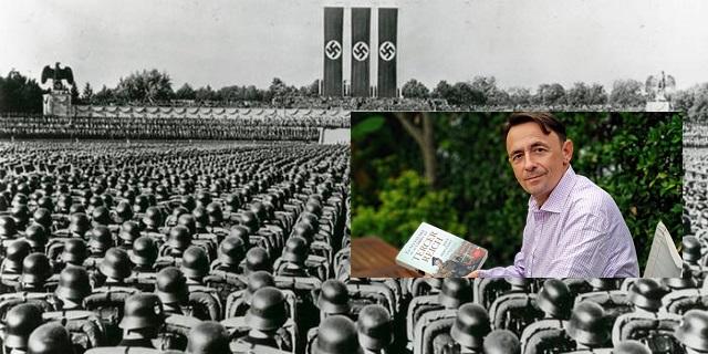 """""""Eso no estaba en mi libro del Tercer Reich"""" con su autor Jesús Hernández"""