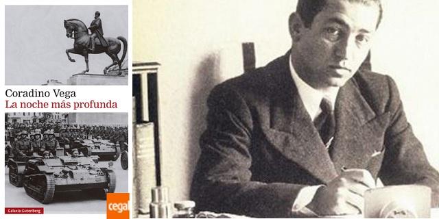 """""""La noche más profunda"""", con su autor Coradino Vega"""