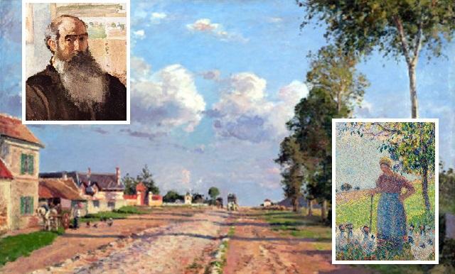 Pissarro: el olor de la tierra, con Federica Palomero (CEMI, Madrid, 3/12/2019)