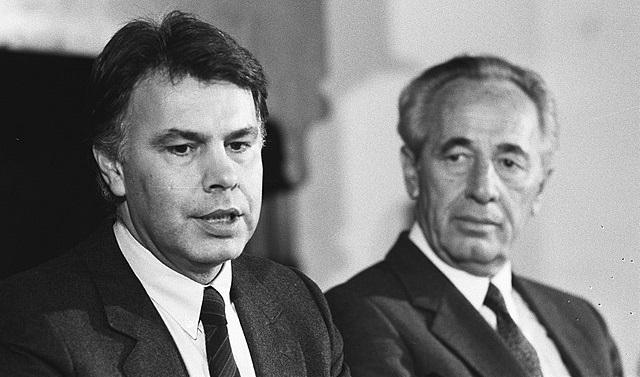 El establecimiento de relaciones diplomáticas plenas (1986)