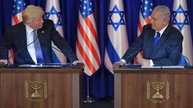 El 'Acuerdo del Siglo' para israelíes y palestinos