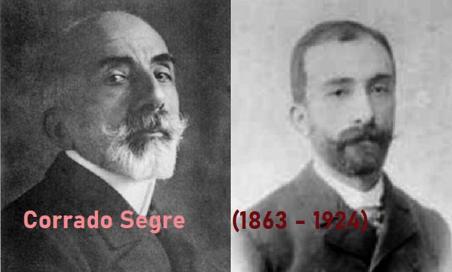 El reflote vital que la geometría aportó a Corrado Segre