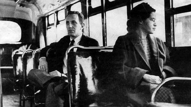 Rosa Parks y la lucha por los derechos civiles