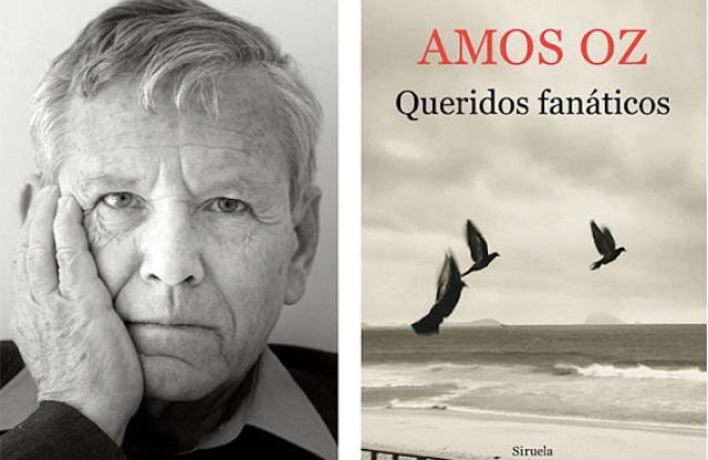 Conferencias de Amos Oz 'Contra el fanatismo', con Maximiliano Diel