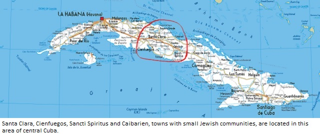 How Jews in Cuba are Coping: An Update, with Linda Hirsch