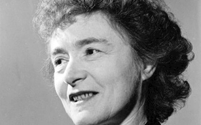 Gerty Theresa Cori (Radnitz), un Nobel y un cráter en la luna