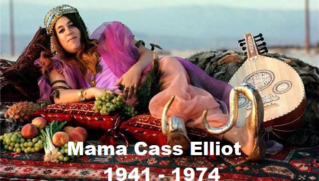 Mama Cass Elliot, la madre tierra de los hippies