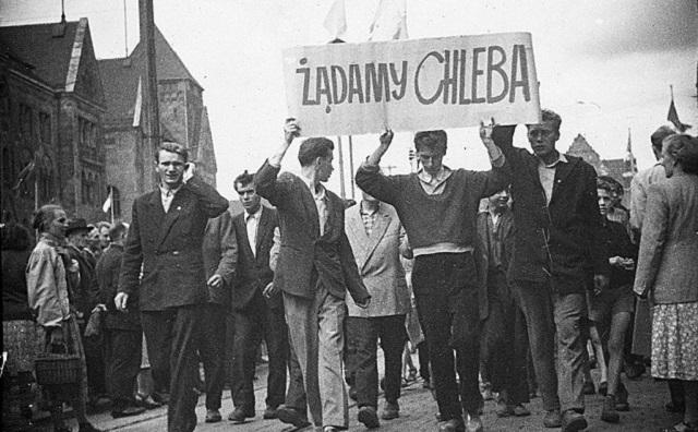 La revuelta de Poznań en 1956