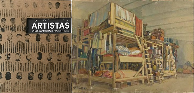 Artists in the Nazi Camps, with Javier Molins