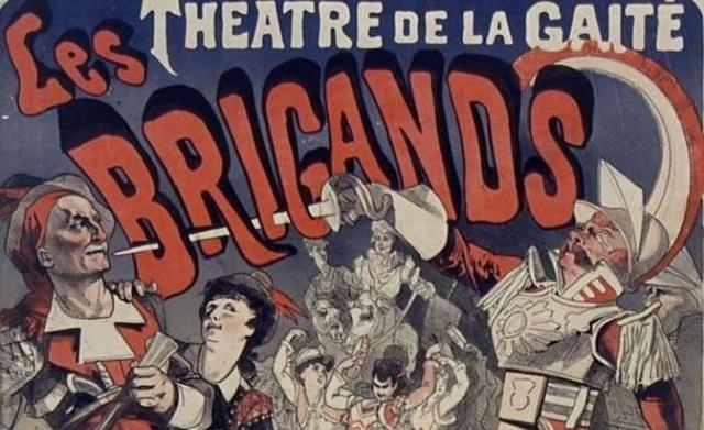 Les Brigands (Los bandoleros)