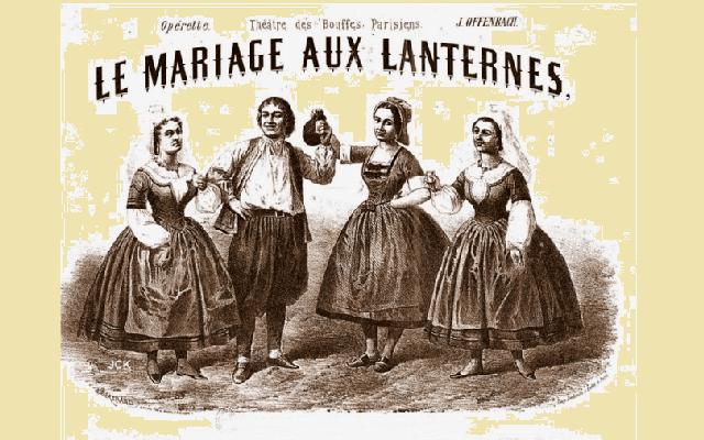 Le mariage aux lanternes (Boda a la luz de linternas)