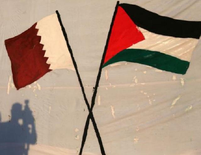 Ayudas económicas de Catar a Gaza