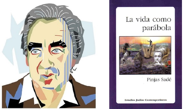 """""""La vida como parábola"""", de Pinjas Sadé (Pinhas Sadeh)"""