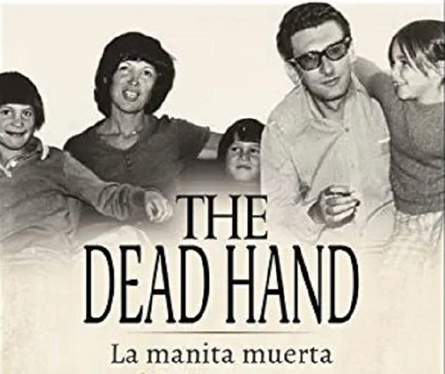 """Presentación de """"The Dead Hand – La Manita Muerta"""", con su autor Daniel Silberman"""