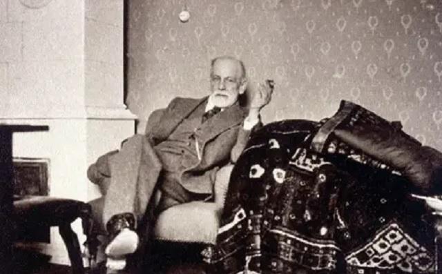 El judío Sigmund Freud