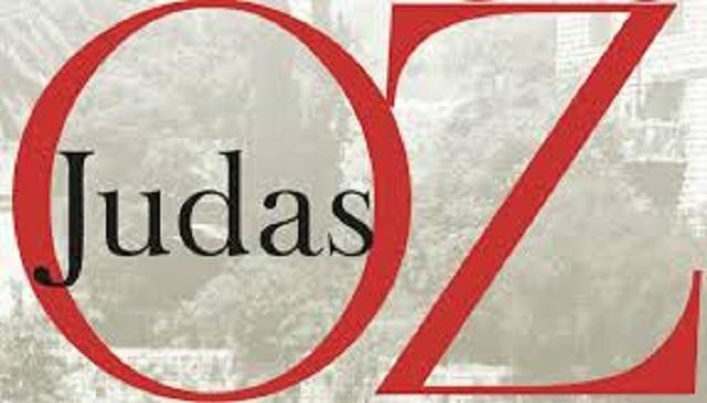 """""""Judas"""" de Amos Oz"""