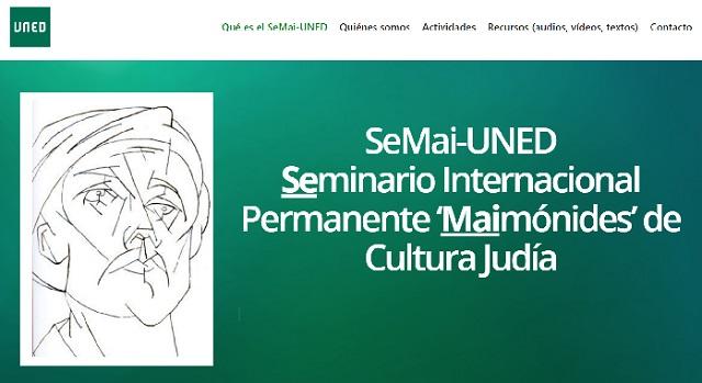 """El Seminario Internacional Permanente """"Maimónides"""" de Cultura Judía, con Rafael Herrera Guillén"""