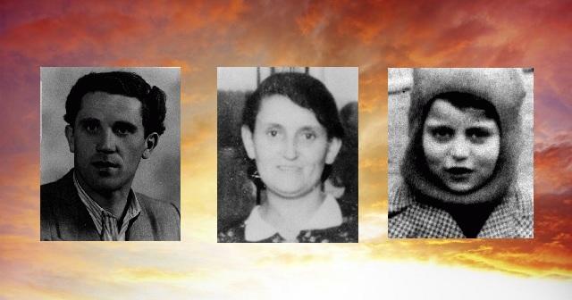 En nuestra memoria Pinchas Gerszonowicz,  Janka Glueck Gruenberger y Zigmond Adler