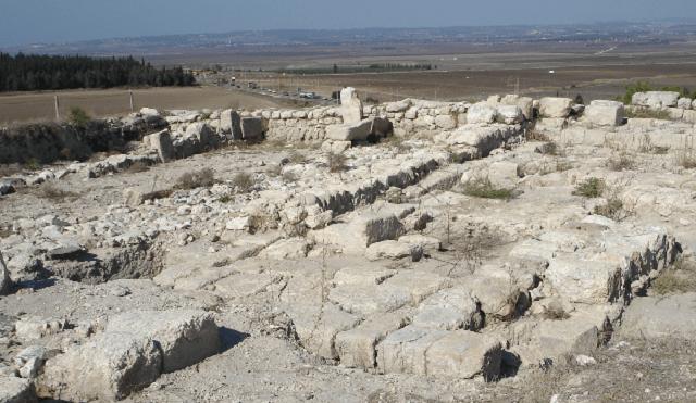 Meguido (1ª parte): una de las ciudades bíblicas mas importantes