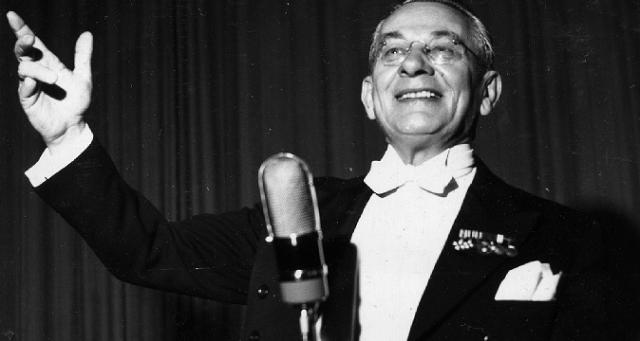Mieczysław Fogg: el Justo que cantaba a la libertad